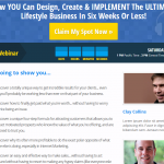 Landing Pages for Online Marketing Success