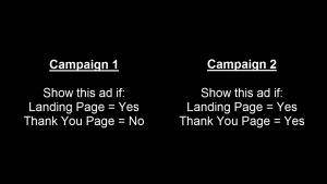 2 retargeting campaign examples